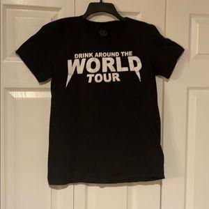 Drink Around The World Tour Epcot shirt